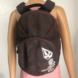 Volcom backpack 🎒